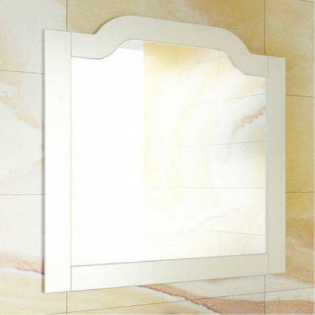 Версаль 90 Зеркало 90х90х2 см Слоновая кость