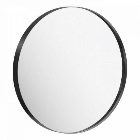 Зеркало FARGO RM0208BLK в металлической раме, черный