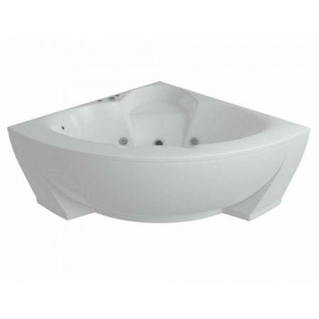 Ванна акриловая ПОЛАРИС-2 155х155 + фронтальная панель
