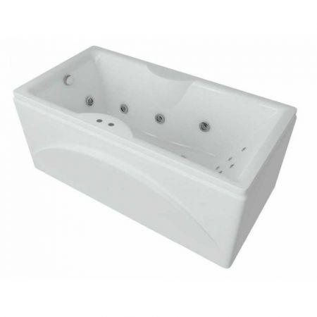 Ванна акриловая ФЕНИКС 170х75 + фронтальная панель
