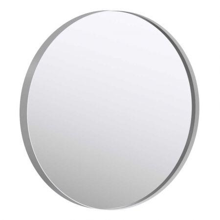 Зеркало FARGO RM0206W в металлической раме, белый