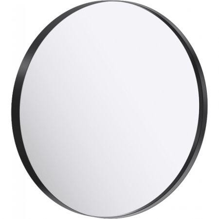 Зеркало FARGO RM0206BLK в металлической раме, черный