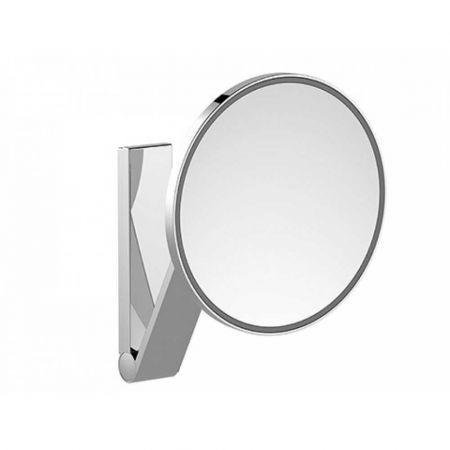 iLook_move Зеркало круглое с подсветкой и сенсорной панелью 17612 019002