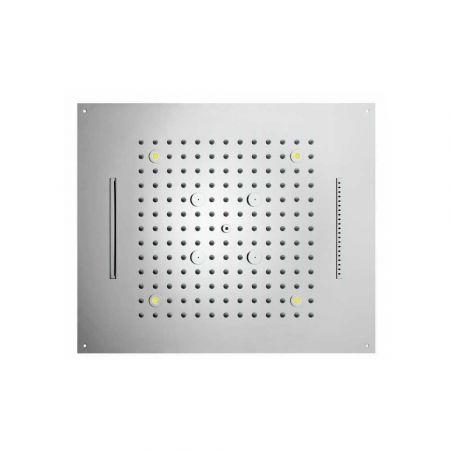 Верхний душ BOSSINI DREAM H38908.030 570х470 мм, 4 режима, хром