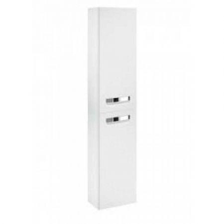 ZRU9302739 шкаф-колонна GAP левый /160,2х34,4х19,9/ белый