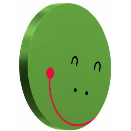 4.6161.1.003.472.1 LAUFEN FLORAKIDS Голова гусеницы 26,2x29,6 (зел.)