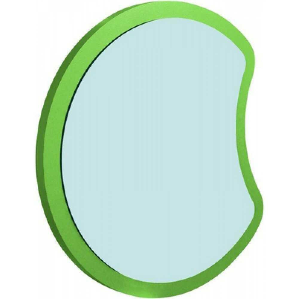 4.6161.2.003.472.1 ЗЕРКАЛО LAUFEN FLORAKIDS Тело гусеницы 30x37,5 (зел.)