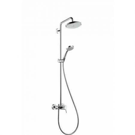 Душевая система HG CROMA 220 Showerpipe 27222000