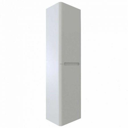 EDIFICE Пенал для ванной комнаты, подвесной EDI40W0i97 (белый)