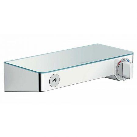 СМЕСИТЕЛЬ HG ECOSTAT Select 13171000 душ,термостат,с кнопками управл. ХРОМ