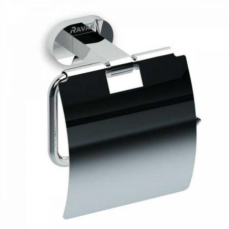 Chrome Держатель для туалетной бумаги с крышкой CR 400.00 X07P191