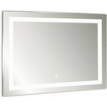 Зеркало Aquanika Quadro AQQ6080RU04 с подсветкой 80х60