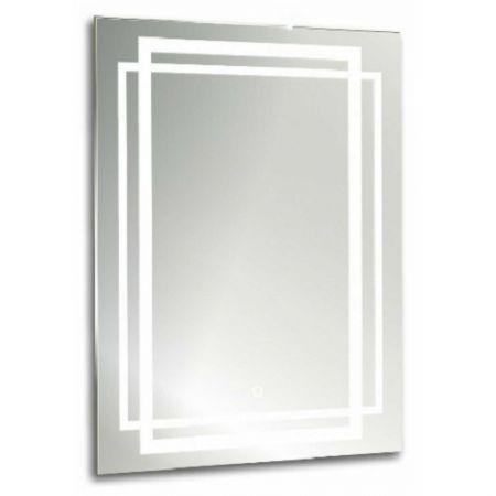 Зеркало Aquanika Quadro AQQ6080RU05 с подсветкой 60х80