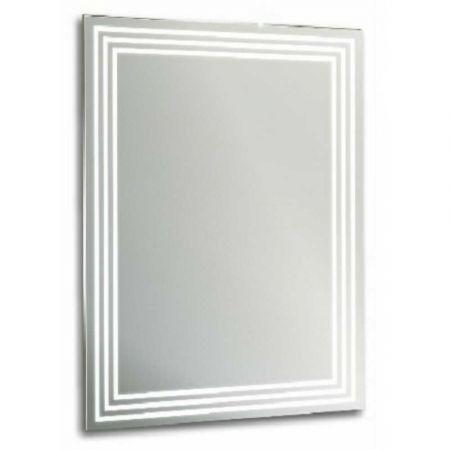Зеркало Aquanika Quadro AQQ6080RU06 с подсветкой 60х80