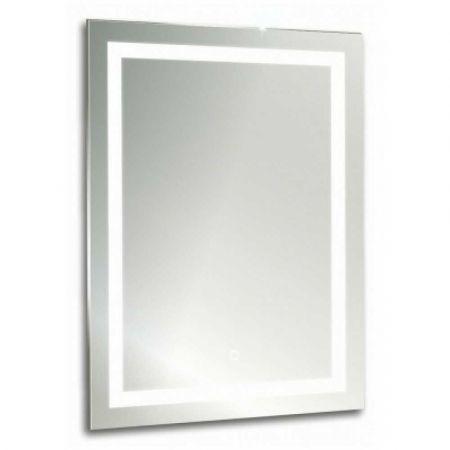 Зеркало Aquanika Quadro AQQ6080RU50 с подсветкой 60х80