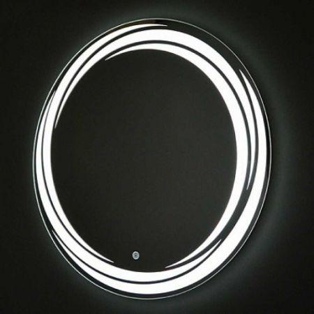 Зеркало Aquanika Round D770 AQR7777RU34 с подсветкой 77см