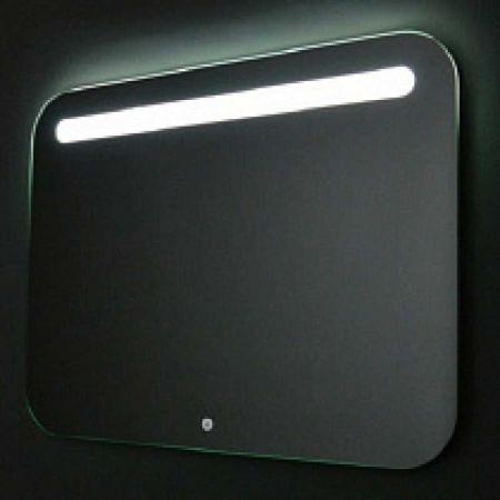 Зеркало Aquanika Basic AQB5580RU38 с подсветкой 80х55