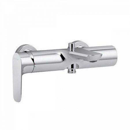 Смеситель ALEO E72282-CP ванна/душ (хром)