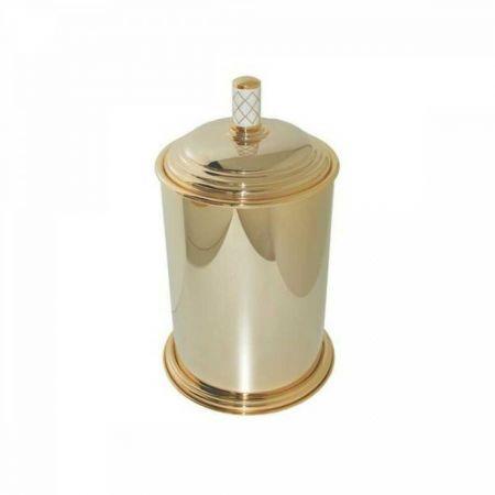 MURANO Ведро металл 10907 золото