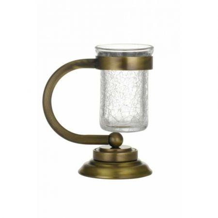 MURANO Настольный стакан для зубных щеток 10911 бронза