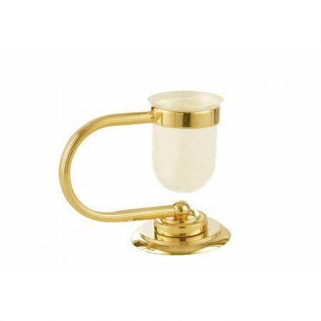 MURANO Настольный стакан для зубных щеток 10911 золото