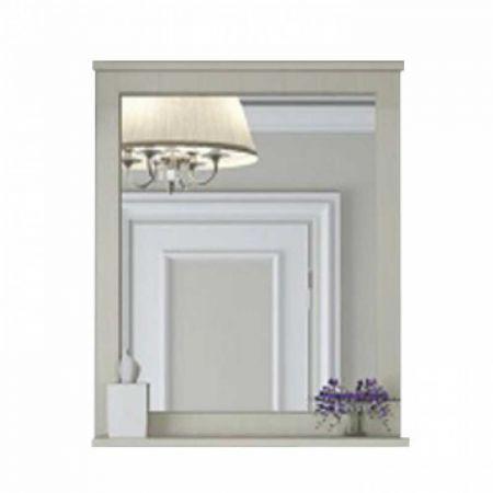 Зеркало ЛЕОН-65 Дуб белый 1A187102LBPS0 (650*803*119)