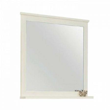Зеркало ЛЕОН-80 Дуб белый 1A186402LBPS0