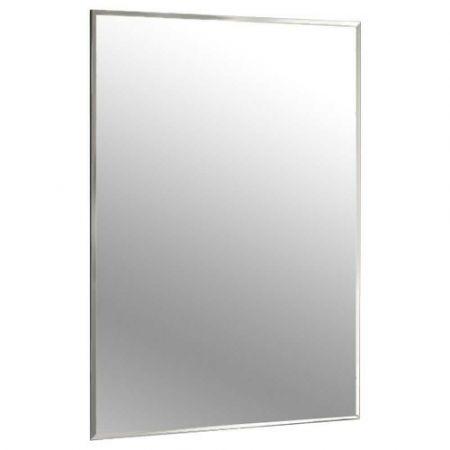 Зеркало ЛИАНА-65 1A166102LL010 без светильника 850х650х16