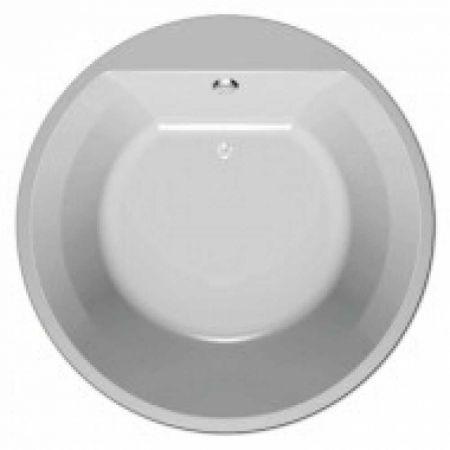 Ванна акриловая VIVO 160х160 + панель + слив-перелив
