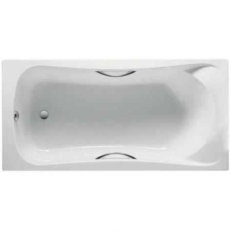 Ванна акриловая ROCA BeCool 190х90х50 ZRU9303020 + каркас ZRU9303021 +фр.панель ZRU9303022