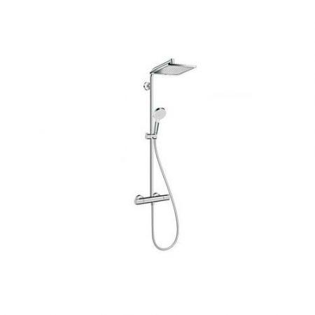 Душевая система Crometta E 240 Showerpipe 27271000