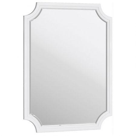 Зеркало LA DONNA  LAD0207W белый 95х72
