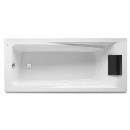 Ванна акриловая ROCA BeCool 180х80х50 ZRU9302782 + каркас ZRU9302786 +фр.панель ZRU9302783