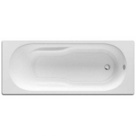 Ванна акриловая ROCA Uno 170х75х50 ZRU9302870  + каркас ZRU9302876+ фр.панель ZRU9303039