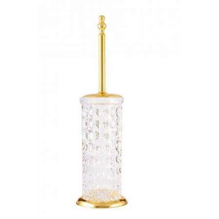 IMPERIALE Ершик напольный (хрусталь) 10425 золото