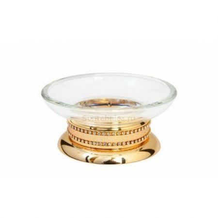 IMPERIALE Настольная мыльница 10411 золото